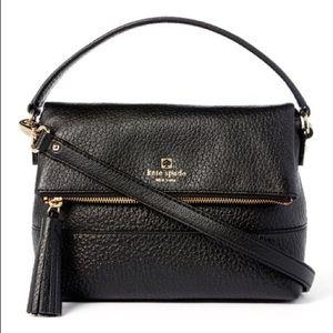 Kate Spade New York Carmen Southport Leather Bag